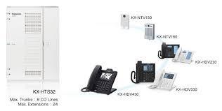 central analogica ip panasonic hts32 6x24 sip nuevo modelo