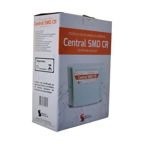 central cerca elétrica certificada inmetro gcp10.000 smd cr