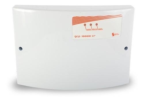 central cerca eletrica e alarme gcp 10000 cr com controle