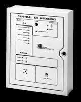 central de alarma y detección de incendio sovica 2 zonas z2
