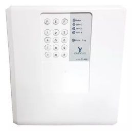 central de alarme com discadora 4 setores hombrus original