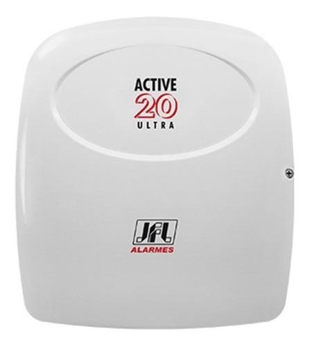 central de alarme jfl active 100 bus barramento sem teclado