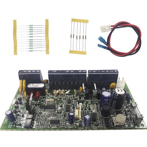 central de alarme monitorado paradox, sensor placa e teclado