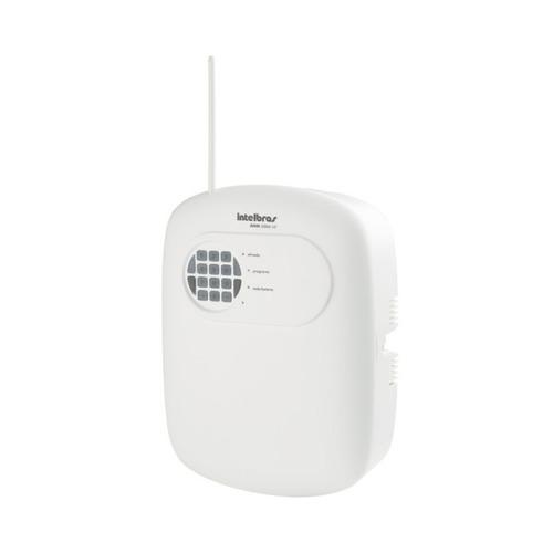 central de alarme não monitorada anm 2008 mf 4 zonas mista
