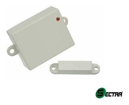central de alarme residencial c/controle + sensor magnético