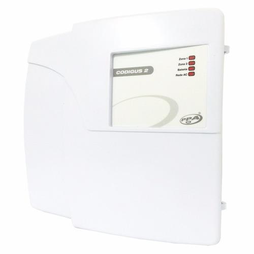 central de alarme residencial comercial codigus 2 ppa