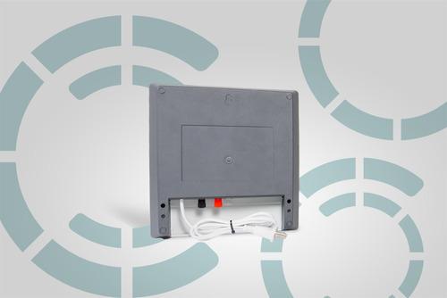 central electrónica anti humedad de cimientos sibaco va