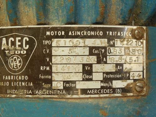 central  hidraulica - 5 hp