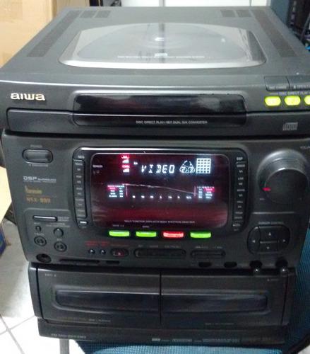 central mini sistem aiwa nsx-999