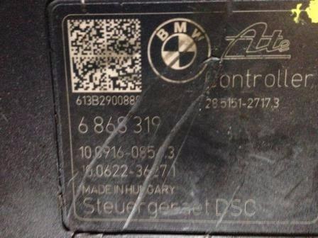 central / módulo do abs bmw 328i 2013 2014 2015