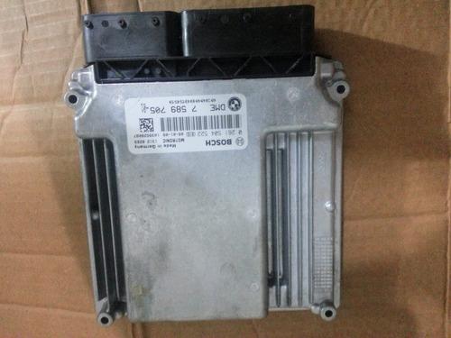 central modulo injeção bmw 120   7589705