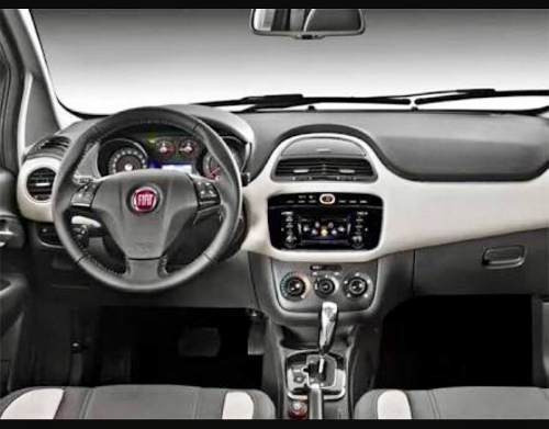 central multimidia aikon fiat punto 2012/16 s100