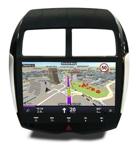 central multimídia asx android+camera+tv digital+gps origina
