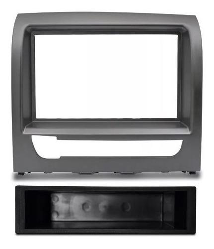 central multimidia bt espelha idea 13/18 +moldura+câm+brinde