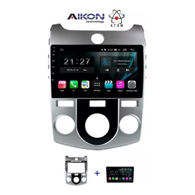 Central Multimidia Cerato Atom Aikon Koup Octacore Android 8