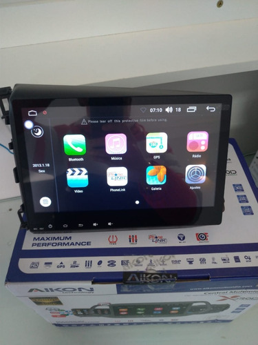 central multimidia civic 2012 a 2016 android 8 aikon xdroid