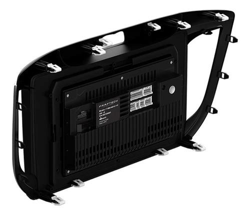central multimídia creta 17 20 c/bluetooth tv digital 2 câm