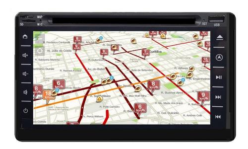 central multimidia dvd universal taytech t95 gps tv bt espelhamento android 9.0 e ios 12.4