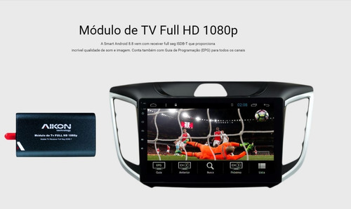 central multimidia  freelander  android 8 octacore tv full hd