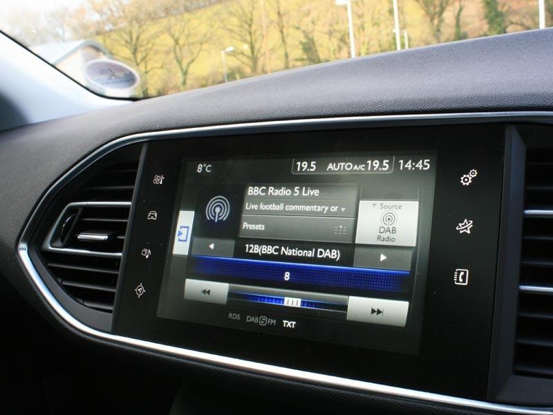 Central Multimídia Hetzer Peugeot 3008 S700 10´ Espelhamento