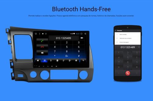 central multimidia ix35 c/sub android cam de ré tv bt wifi
