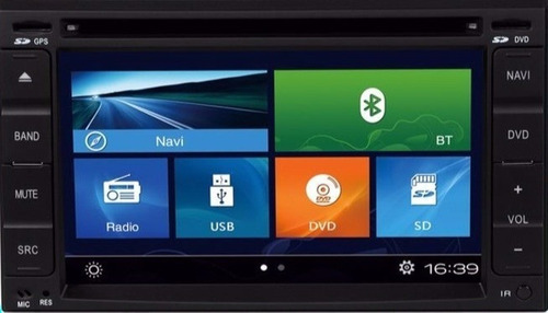 central multimidia jac 3,kit multimidia jac 3,dvd,gps,tv,usb