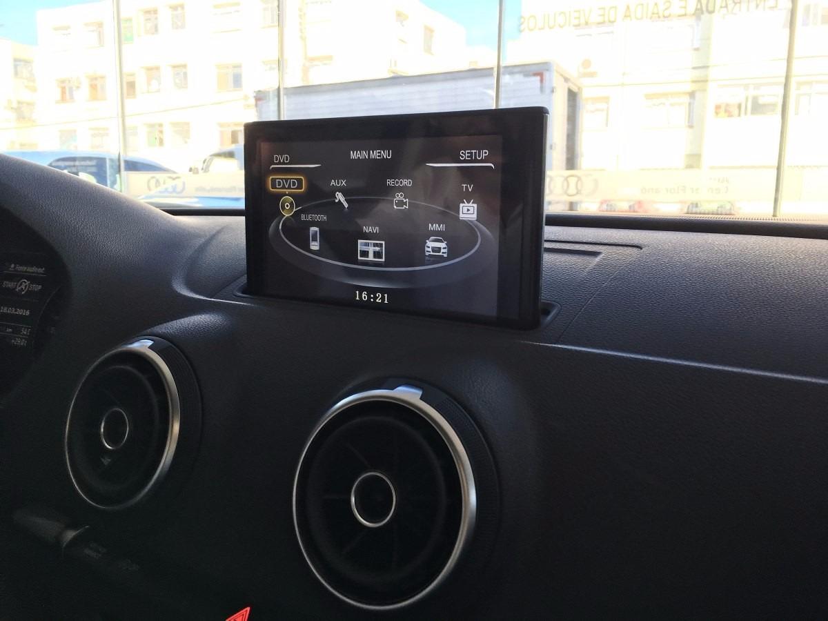 Central Multimidia M1 Original Audi A3 2014 2015 2016