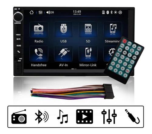 Central Multimidia Mp5 Câmera De Ré Espelhamento Android 9 0