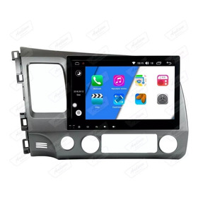 Central Multimidia New Civic 10` Aikon Xdroid Octacore 8.1