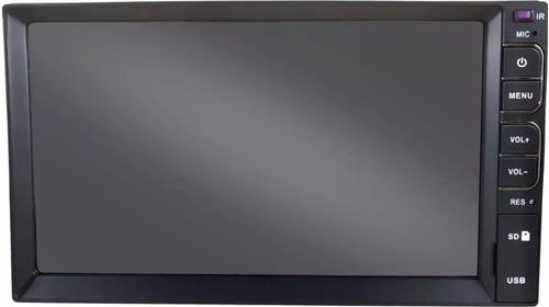 central multimidia universal taytech mp8 bt espelhamento 2din android 9.0 ios 12.4