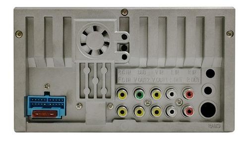 central multimidia universal taytech mp8 plus espelhamento