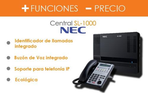central nec sl-1000