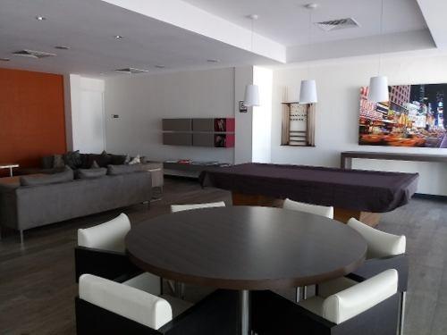 central park interlomas: exclusivo departamento nuevo con gran vista panorámica.