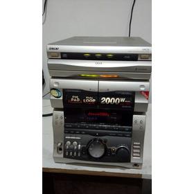 Central Sony Grx 8(leia O Anúncio (
