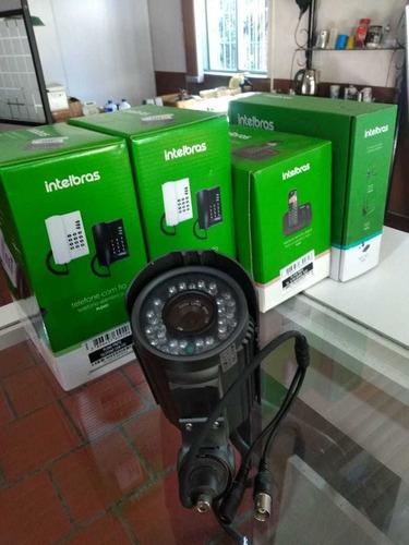 central telefônicas,câmera vigilância,videoporteiro