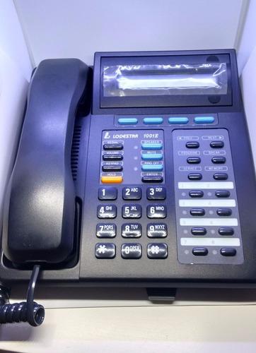 central telefone terminal inteligente pabx lodestar lti1001e