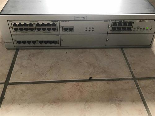 central telefonica alcatel omnipcx