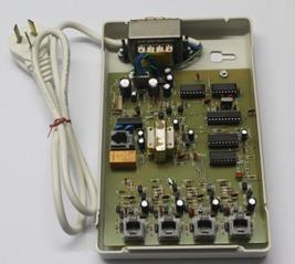 central telefonica linea