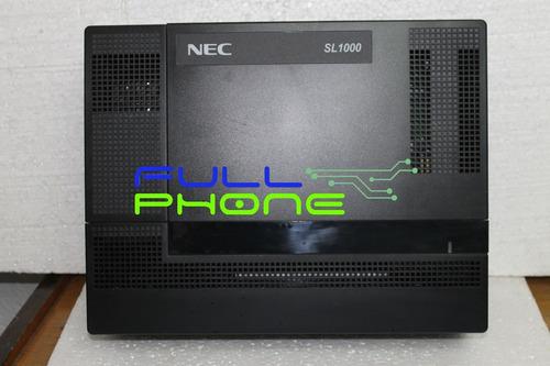central telefonica nec sl1000 basica