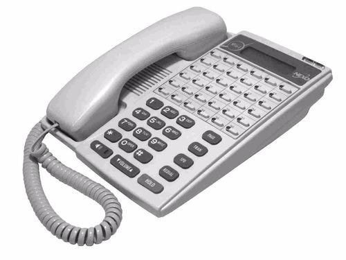 central telefonica nexo cio64 ampl 16 lineas x 64 internos