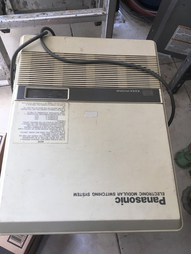 central telefonica panasonic kx-t308