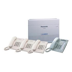 Central Telefónica Panasonic Kx-tes824 Con 4 Anexos. Nueva