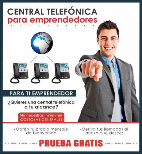 central telefónica voip