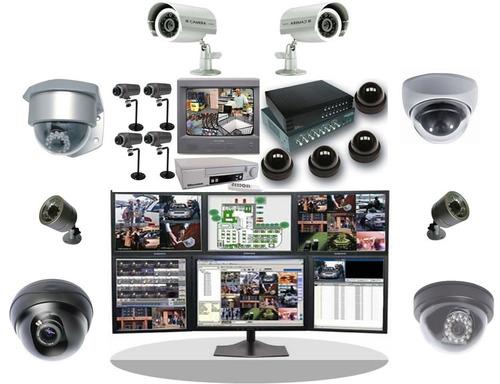 centrales redes de voz y datos control de acceso cctv