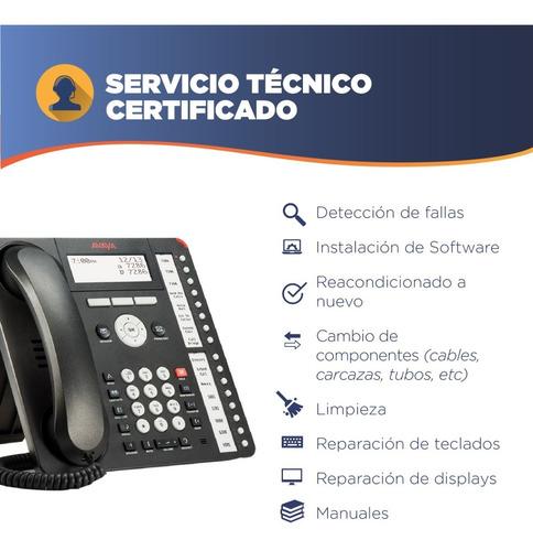 centrales telefonicas avaya  nortel servicio técnico oficial