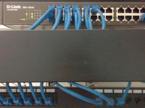 centrales telefónicas, cableado estructurado, cámaras ip