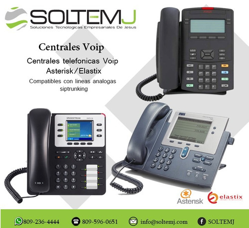 centrales telefonicas voip, soltemj.