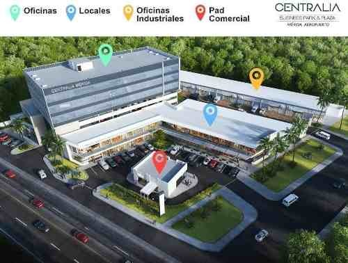 centralia business park & plaza merida aeropuerto.
