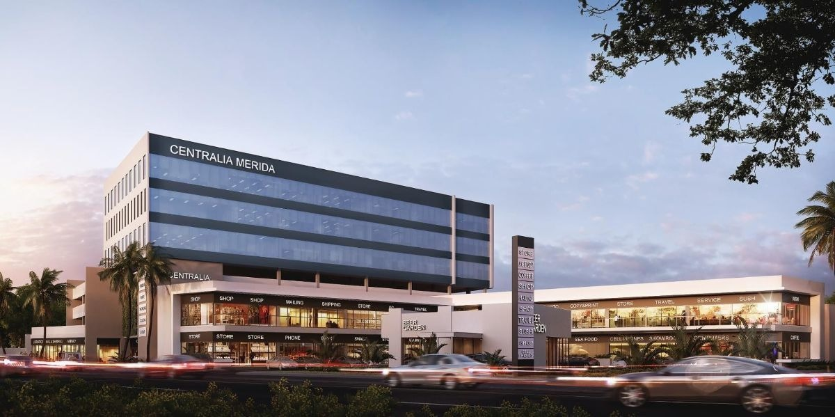 centralia business park & plaza merida aeropuerto.