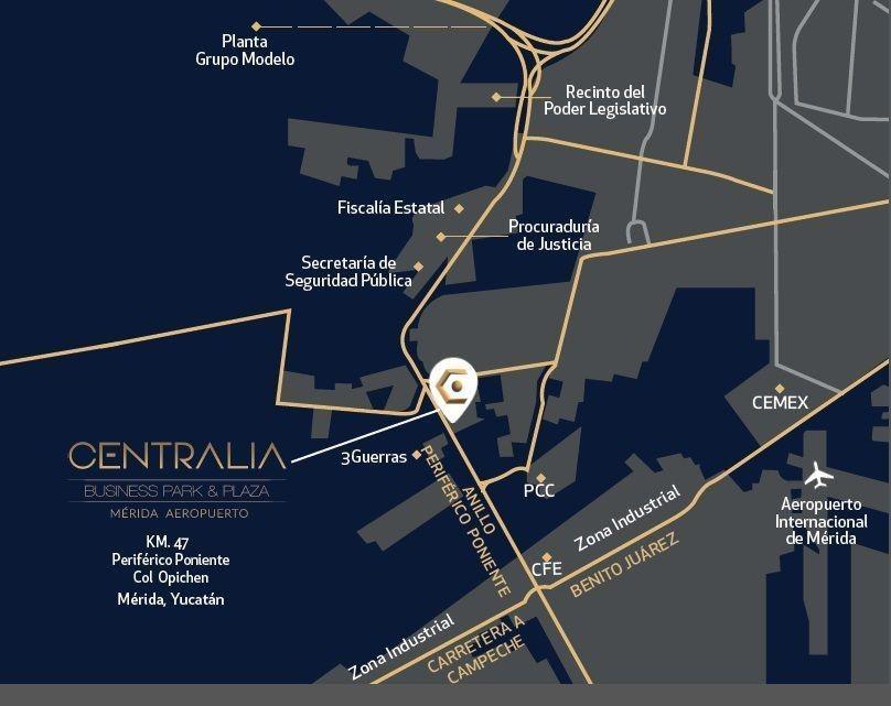 centralia bussines park & plaza. locales, bodegas y oficinas